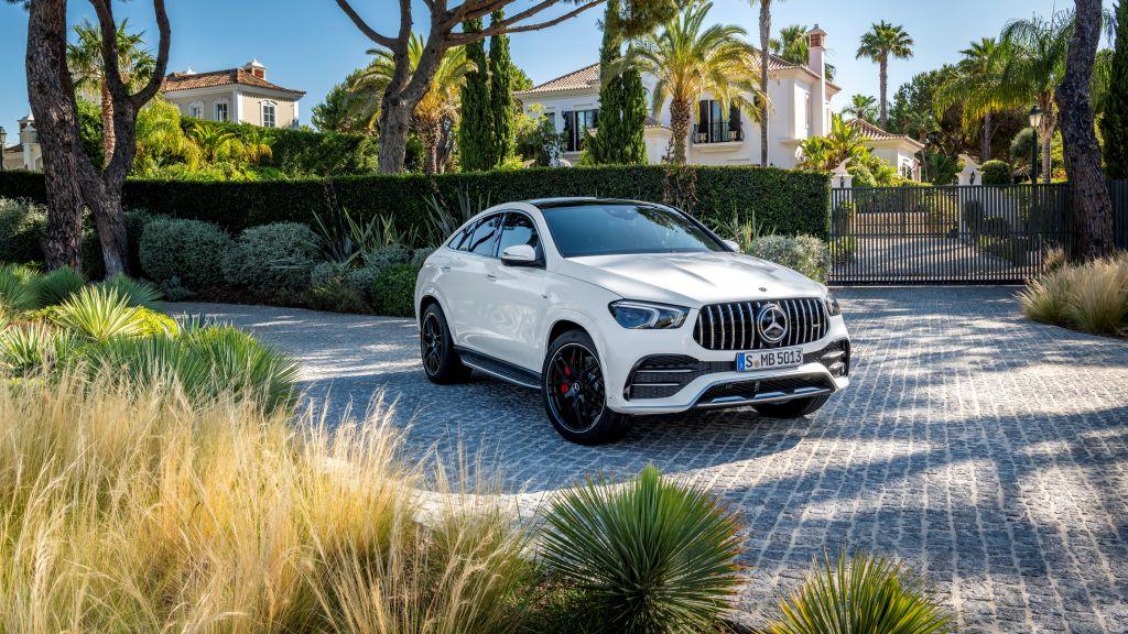 Giới thiệu Mercedes-AMG GLE 53 4MATIC+ Coupe mới